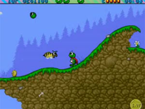 'Superfrog' screenshot