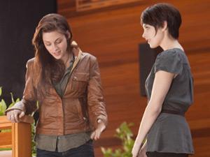 Bella Swan and Alice Cullen
