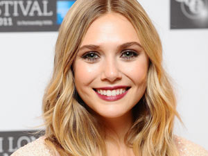 Elizabeth Olsen arriving at the premiere of Martha Marcy May Marlene, shown as part of the 55th BFI London Film Festival.