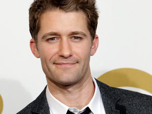 Matthew Morrison - The Glee actor is 33 on Sunday.