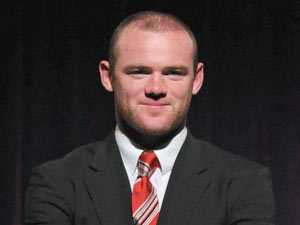 Wayne Rooney - The Manchester United star celebrates his 26th birthday today.