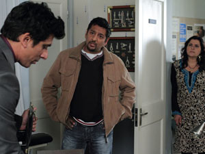 Masood confronts Yusef about the DNA test