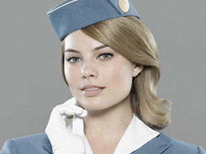 Pan Am: Laura Cameron (Margot Robbie)