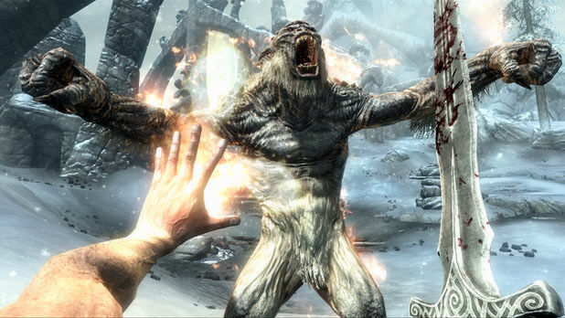 Gamin Review: Elder Scrolls V: Skyrim