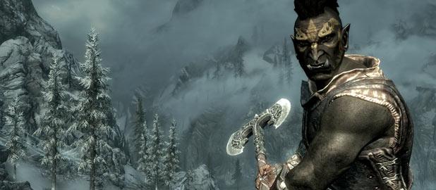 Gamin Review: Elder Scrolls V: Skyrim