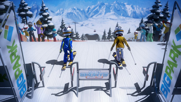 Kinect Sports: Season Two - Skiing