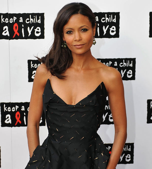Thandie Newton - The London-born actress is 39 on Sunday.