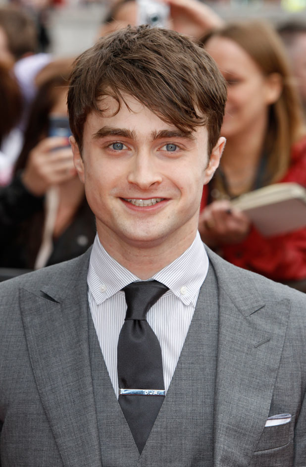 Hollywood's 25 brightest new stars: Daniel Radcliffe