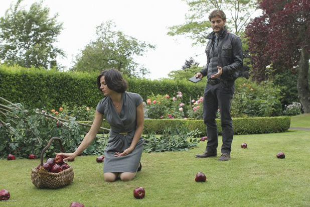 Regina and the Sheriff