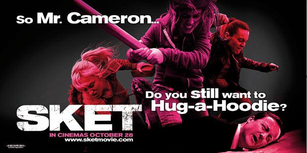 'Sket' Poster