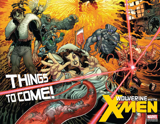 'Wolverine and the X-Men' teaser featuring Kitty Pride