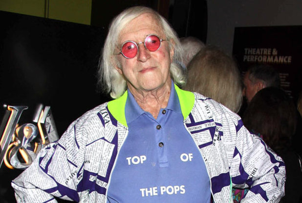 Sir Jimmy Saville