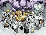 Fantastic Four and FF Connecting Variants teaser