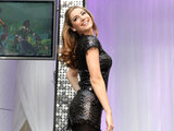 Kelly Brook at the launch of Dance Central 2, Westfield London