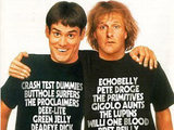 Dumb and Dumber: Jim Carrey and Jeff Daniels