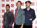 "Coldplay's Chris Martin feels ""suicidal"" over the release of the band's new LP."