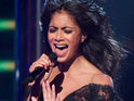 X Factor USA judge Nicole Scherzinger was hysterical following this week's result.