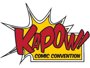 Kapow! Comic Convention logo