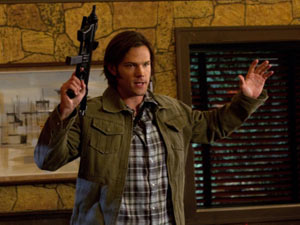 Supernatural S07E06: 'Slash Fiction'