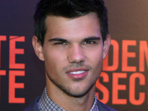 Hollywood&#39;s 25 brightest new stars: Taylor Lautner