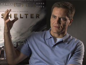 Michael Shannon DS interview