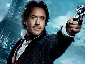Sherlock Holmes: A Game of Shadows posters: Robert Downey Jr.