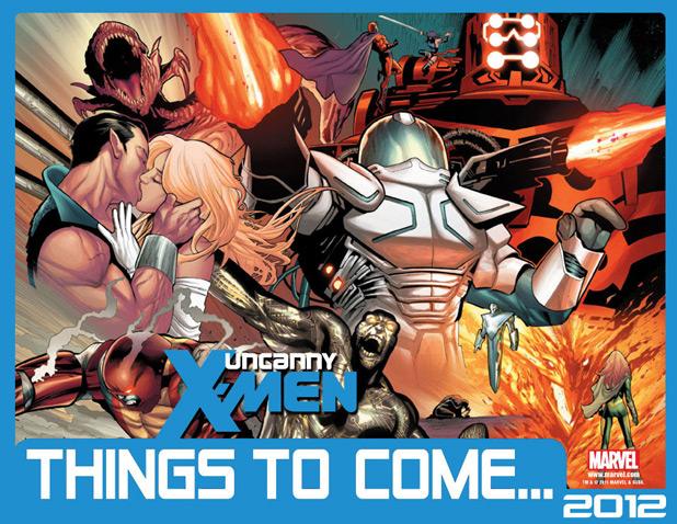 Uncanny X-Men teaser