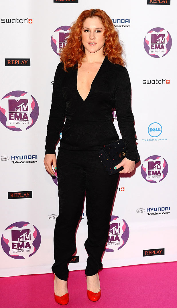 MTV Europe Music Awards 2011: Katy B