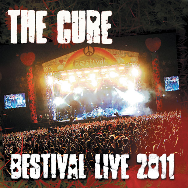 The Cure: 'Bestival Live 2011'