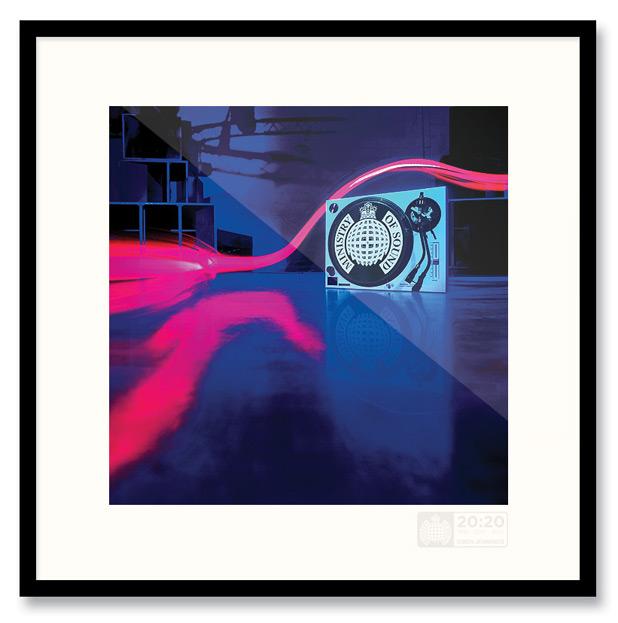 Pink Swoosh Deck 1999