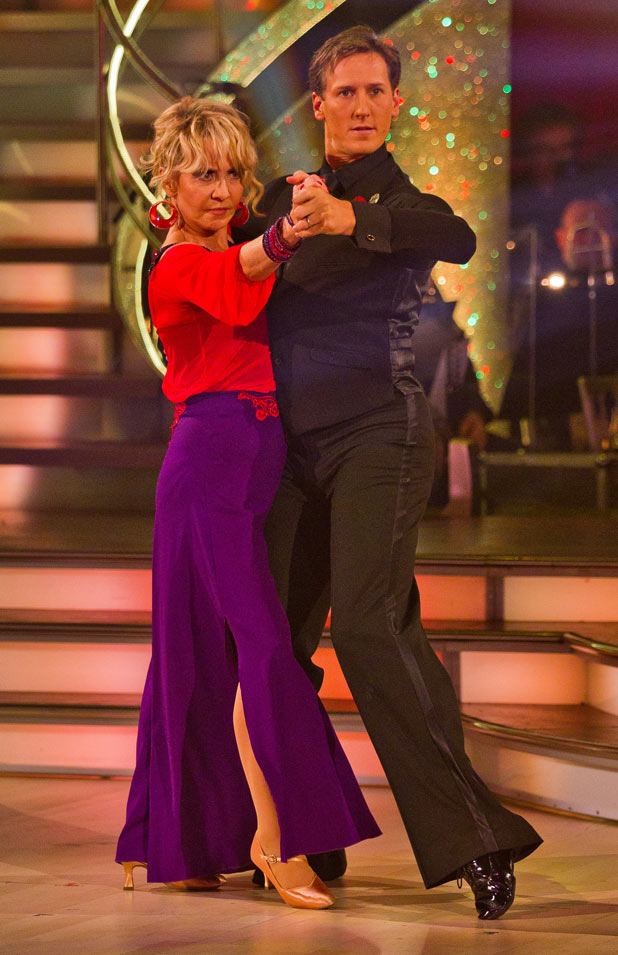 Strictly Come Dancing: LuLu and Brendan