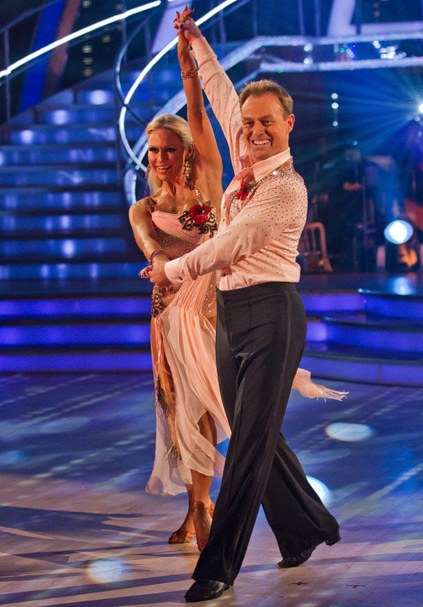 Strictly Come Dancing: Kristina and Jason