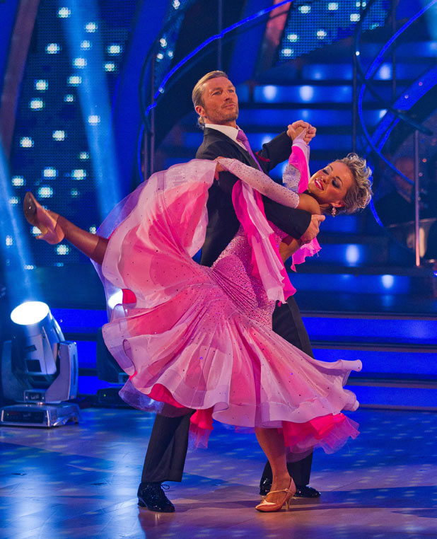 Strictly Come Dancing: Robbie and Ola