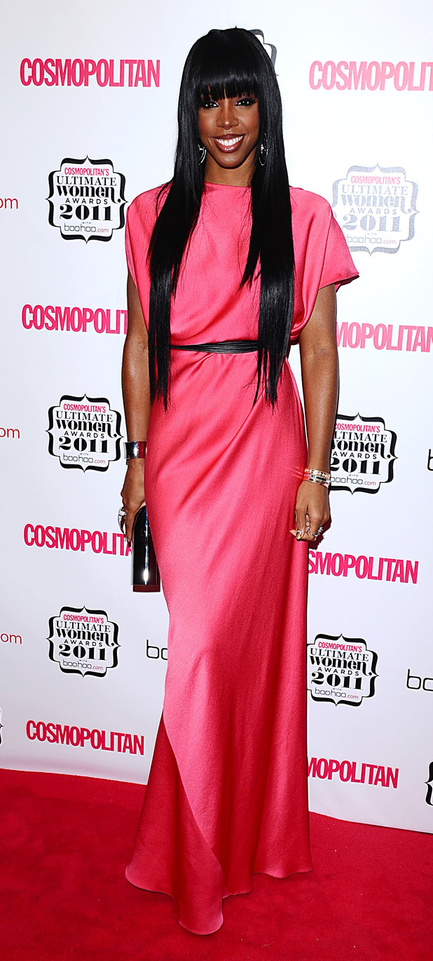 X Factor stars hit Cosmo awards gallery