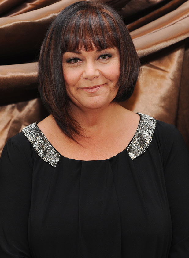 Dawn French at the Galaxy British Book Awards