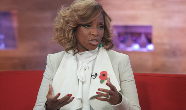Mary J. Blige on Daybreak