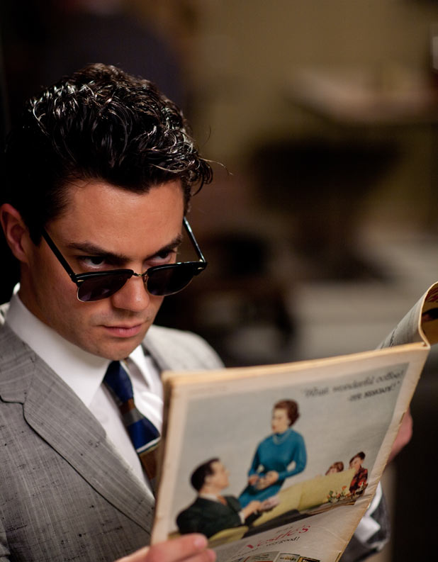 Dominic Cooper stars as Milton Greene