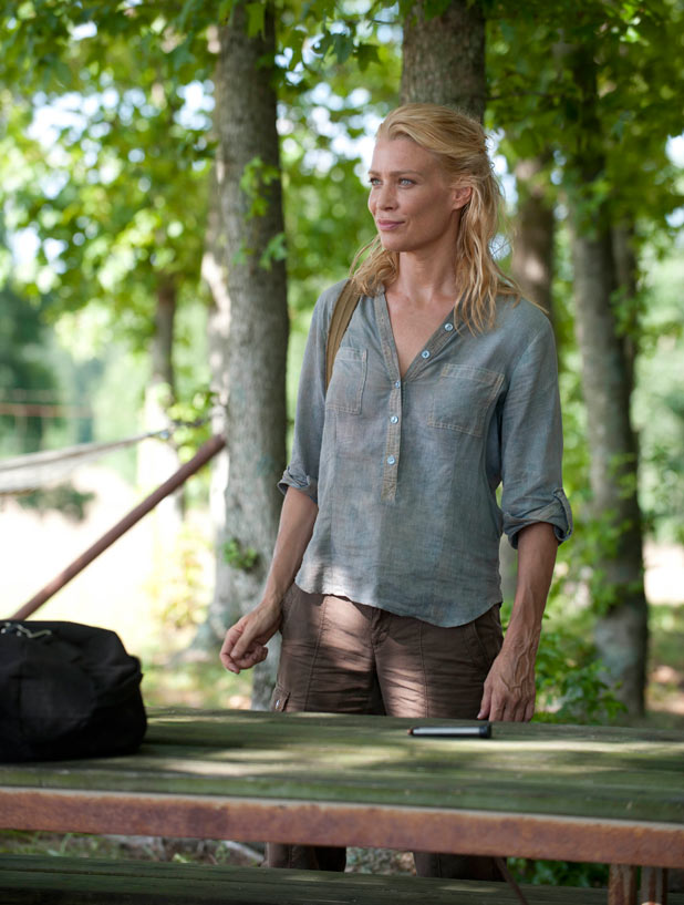 The Walking Dead S02E04 - 'Cherokee Rose'