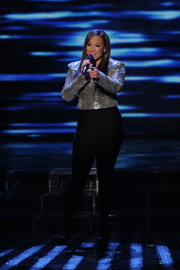 The X Factor USA Top 12 Performances: Melanie Amaro