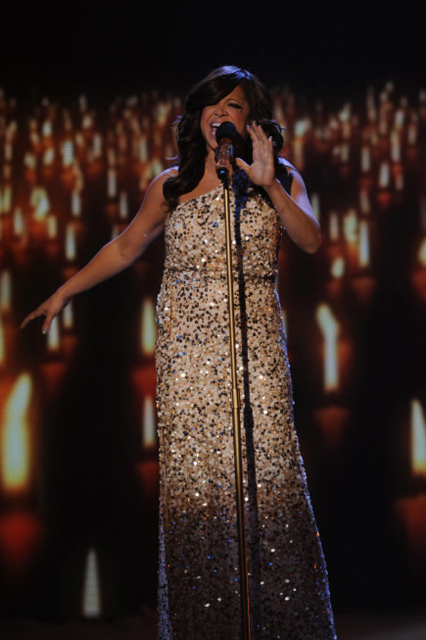 The X Factor USA Top 12 Performances: Stacy Francis