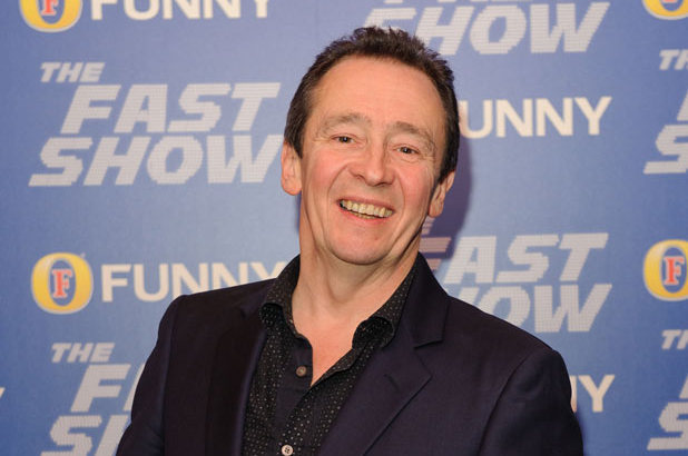 Oooh! Suits You, Paul Whitehouse!