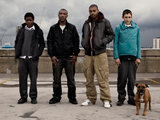 The cast of 'Top Boy'