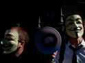 CIAPC says Anonymous was behind the threat, but the hacktivists deny the claim.