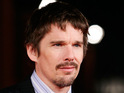 Ethan Hawke reveals few details on upcoming romantic film.
