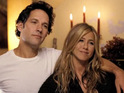 "Jennifer Aniston compares herself and Paul Rudd to a ""married couple""."