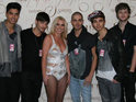 The Wanted will play a one-off support slot for Britney Spears in Manchester.