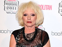 Debbie Harry says the music industry has been in decline since cassette tapes.
