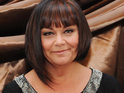 Vicar of Dibley star says she hopes not to slip up on the new talent show.