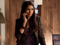 The season finale will include flashbacks to Elena's simpler pre-series life.