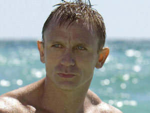 Daniel Craig brought a tougher edge to 007 in Casino Royale